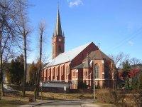 Kościół parafialny p.w. św. Katarzyny w dzielnicy Słupiec