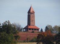 Wieża widokowa na Górze Świętej Anny